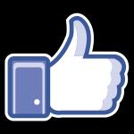 Facebook-tumme