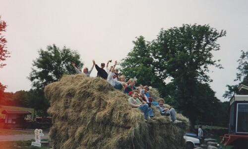 Sommaren på Stättared 1994