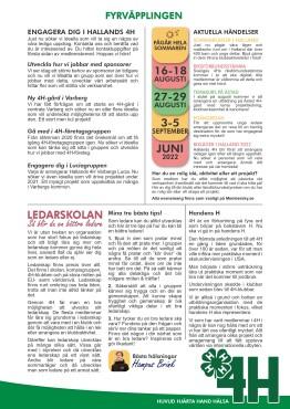 Medlemsbrevet Q3 2