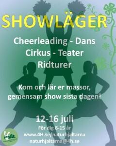 Showläger