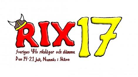 Rix 17 logo